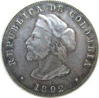 Colombia-Cristobal Colón
