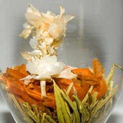 Flowering Teas - Fascinating and Full of Flavor