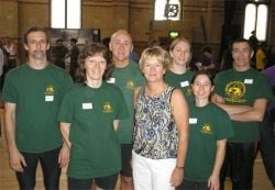 Cambridge Academy Demo team for Cultural Olympiad