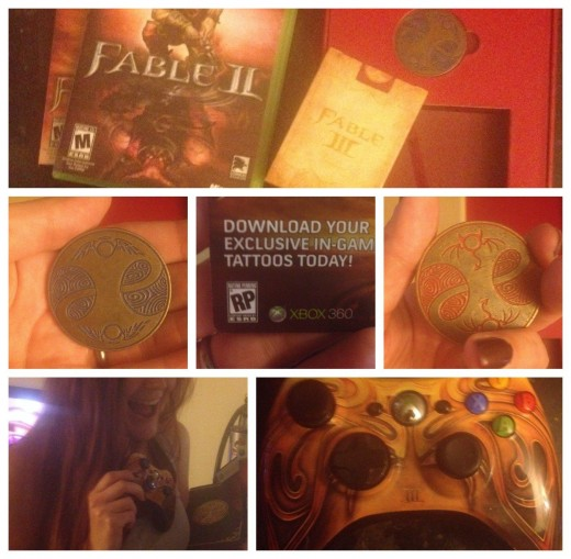Fable 2 collectors edition