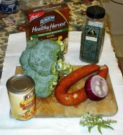 Stove-Top Broccoli and Sausage Pasta