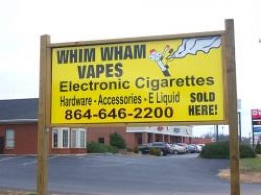Whim Wham Vapes LLC