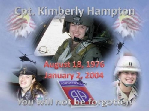 Captain Kimberly Hampton