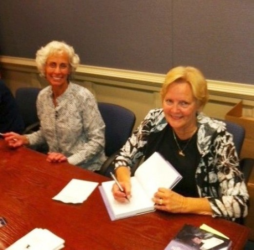Kimberly's Flight Book Signing in Easley SC