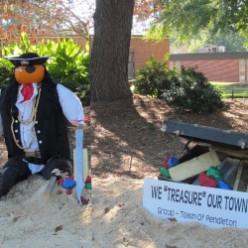 Pendleton Scarecrow Contest 2013