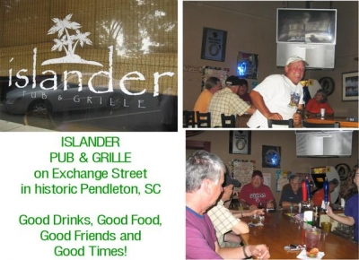 Meet Me at the Islander Friday night!  Everybody will be there!
