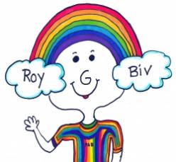 Roy G. Biv?