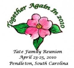 Our Tate Family Reunion