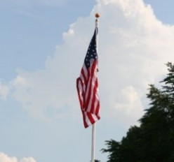 Flag Day in the USA