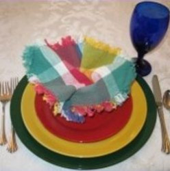 Set A Beautiful Table Using Charger Plates