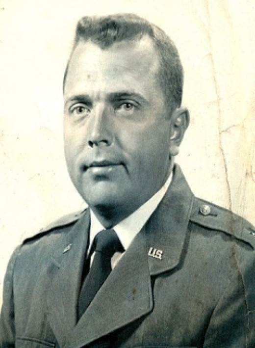 Doc Hellams US Air Force