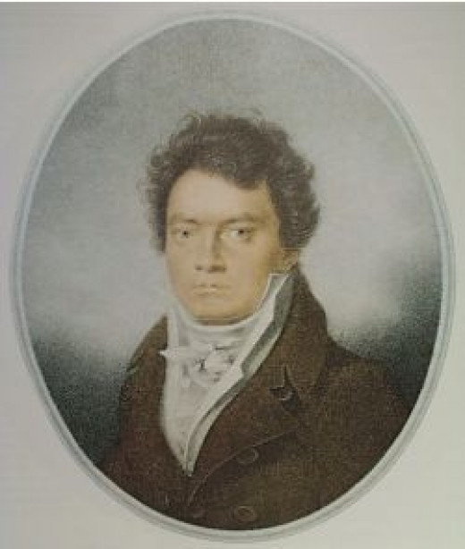 Beethoven in 1814