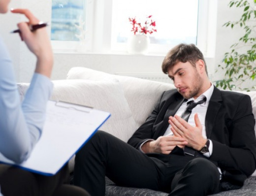 Slouching in the interview will usually get candidates disqualified very fast