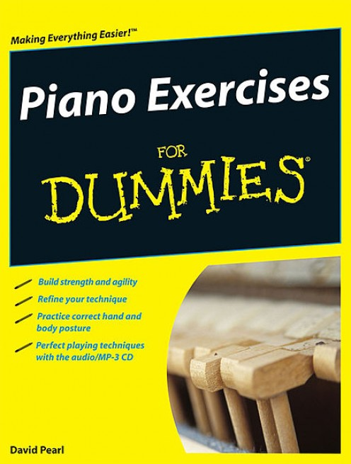 Piano Tutorial Book, Piano for Dummies