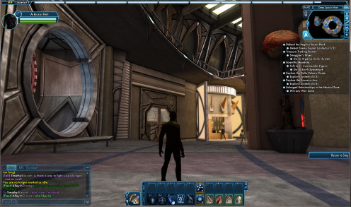 Star Trek Online - Inside Deep Space Nine