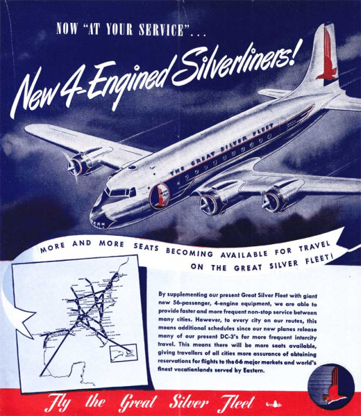 Old Eastern Advertisement