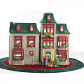 Loving Family Holiday Dollhouse