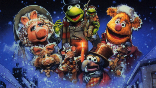 Best Christmas Movies for the family. The Muppet Christmas Carol