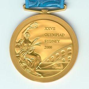 Sydney 2000 Olympic medal