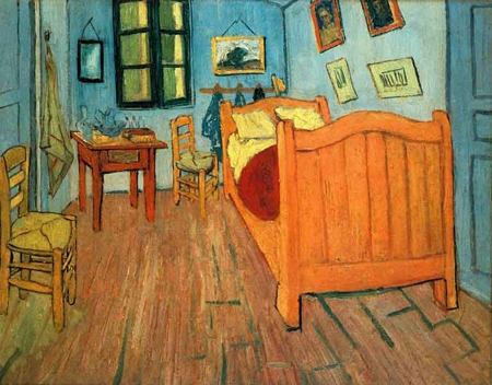 Van Gogh bedroom in Arles