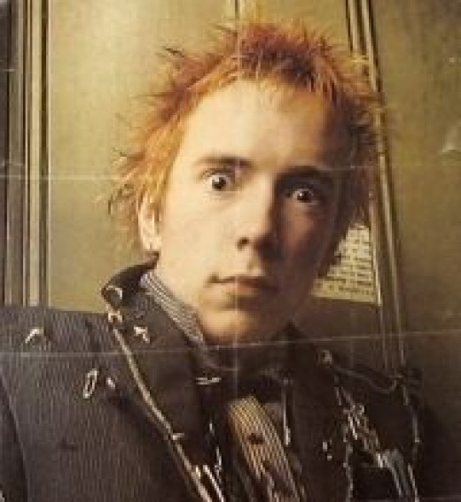 johnny rotten john lydon