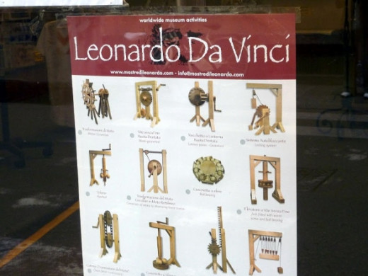 leonardo Museum Florence