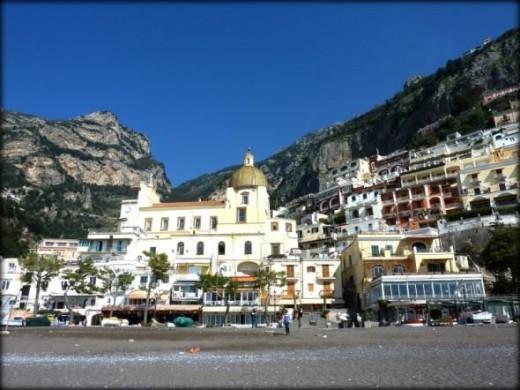 Almalfi town