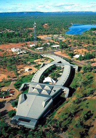 Crocodile Hotel Kakadu