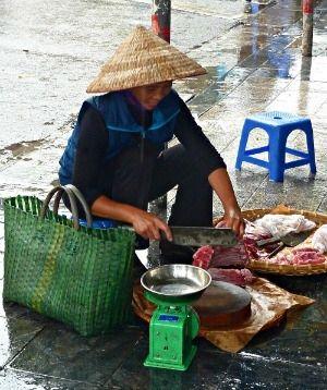 Hanoi 36 streets butcher
