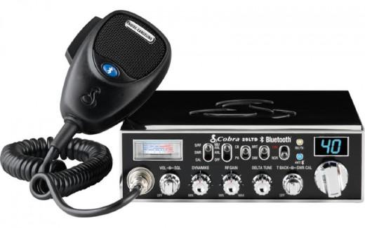 Cobra CB Radio with Bluetooth
