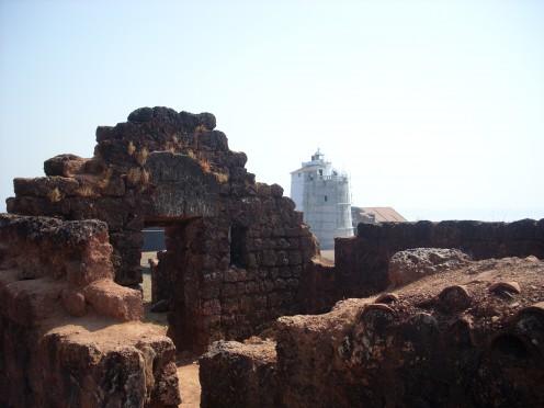 Old Portuguese fort