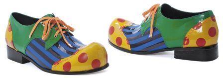 """121-CLOWN, 1"""" Heel Men's Clown Shoe (Men's Sizes)"""