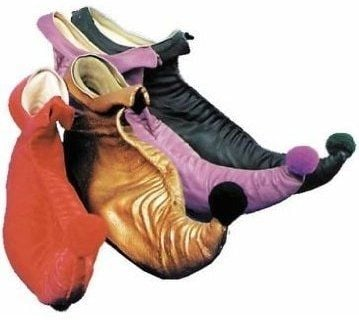 Rubber Elf Shoes