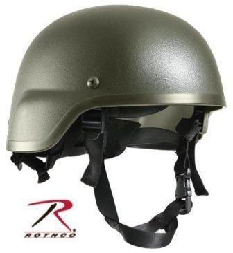 Rothco GI Type Tactical Helmet - Olive Drab