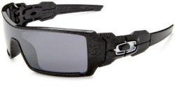 Oakley Men's Oil Rig Iridium Sunglasses