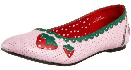 Funtasma By Pleaser Women's Strawberry-12 Flat