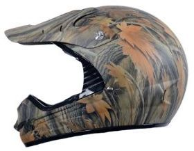 Vega Mojave Forest Camo Medium Off-Road Helmet