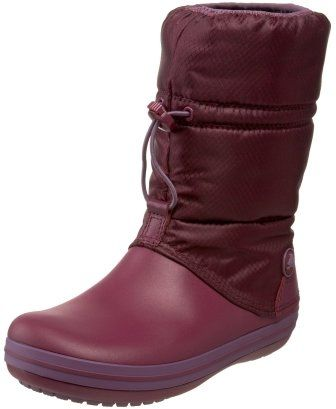 Women's Crocband Winter Boot