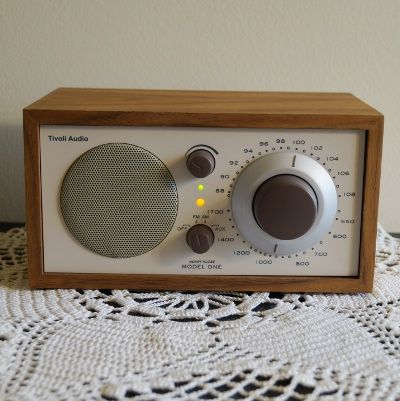 Our Tivoli Radio.