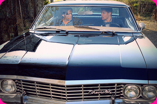 Dean's baby - CHEVY IMPALA 1967