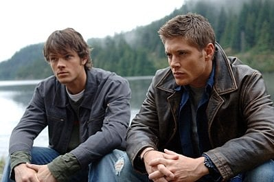 Sam and Dean from first episodes.... so young, so cute
