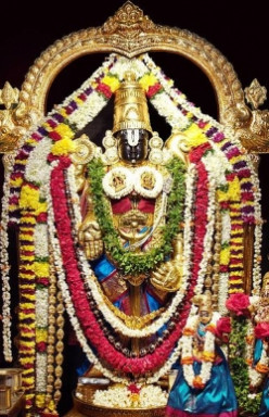 Lord Tirupati Balaji- The Destroyer of Sins