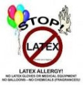 My Son's Latex Allergy