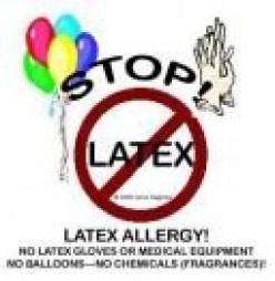 My Son's Latex Allergy