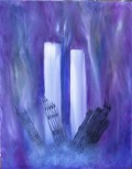 Remembering 9-11 in a Painting