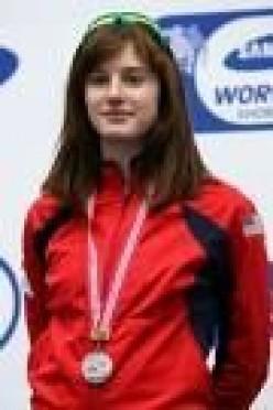 Katherine Reutter-Adamek; U. S. Speed Skater