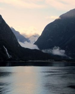 New Zealand's Milford Sound
