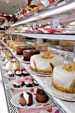 Delicious Treats - Bakery Goodies!
