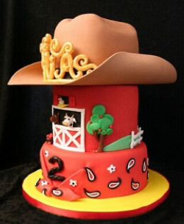Amazing Farm Themed Birthday Cakes Hubpages