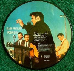Picture Disc Record Albums